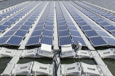 DNV GL to support Singapore's floating solar power project