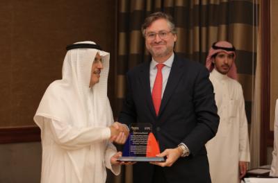 Abengoa inaugurates the Shuaibah desalination plant in Saudi Arabia