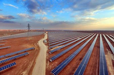 EBRD grants $35 for mega solar project in Jordan