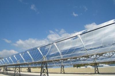 Masdar campus installs the first 'solar concentrator' in UAE