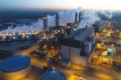 TAQA announces financial closing for largest independent gas-fired power plant in UAE