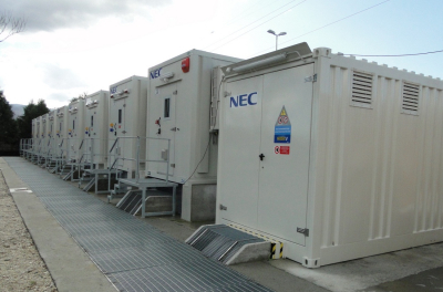 NEC to Develop Energy Storage Systems with Cells from Ambri Inc.