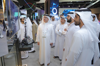 DEWA focuses on AI and disruptive technologies in utility sector at GITEX 2019