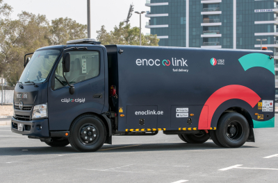 UAE's ENOC Group launches ENOC Link fuel delivery service