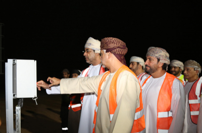 Oman launches biogas plant that generates electricity from cow waste