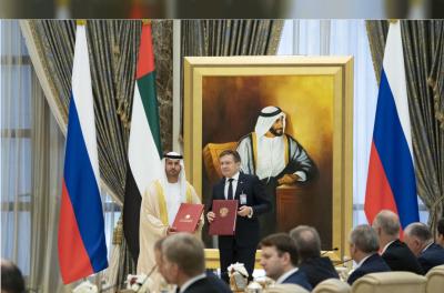 ENEC, Rosatom renew cooperation on peaceful nuclear energy