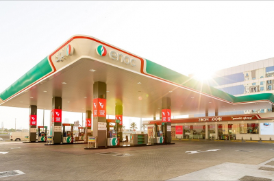ENOC opens new solar powered service station in Al Warqa'a