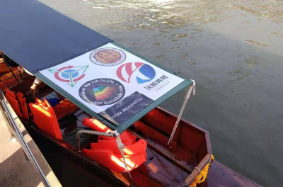 Hanergy launches fully solar powered boat