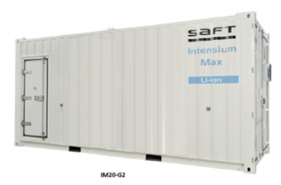 Saft to Build the Largest Lithium-Ion Energy Storage System in the Nordic Countries