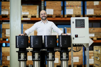 Grundfos showcases digitalised sustainable tech at Big 5