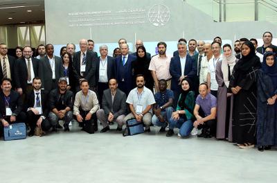 Dubai's DEWA holds symposium at Mohammed bin Rashid Al Maktoum Solar Park
