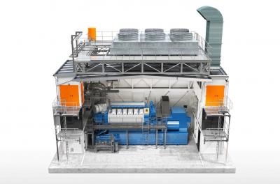Wärtsilä Modular Block solution to modernise power generation in a Malian gold mine