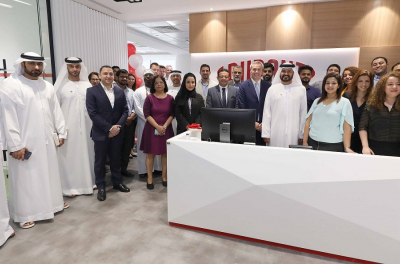 DuPont relocates to new office in Jafza One