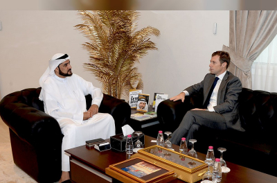 Sharjah's SEWA holds partnership talks with French delegation