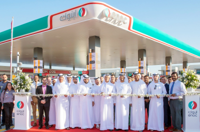 ENOC Group ends 2019 with opening new service stations in Dubai Hills and Lehbab
