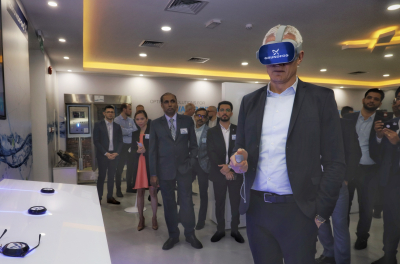 Grundfos opens iFoss lab in Dubai to offer digital experience