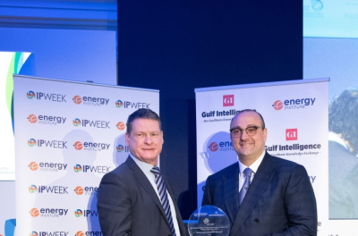 Masdar CEO honored with International Energy Diplomacy Person of the Year Award