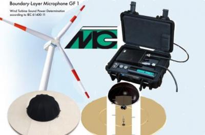 New innovation to measure wind turbine noise