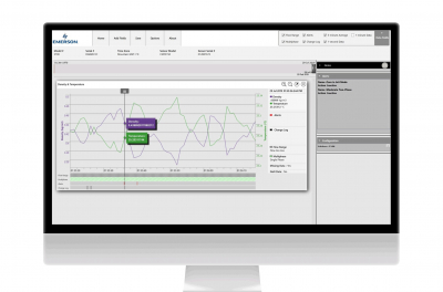 Emerson Introduces New Data Visualization Software for Flow Measurement