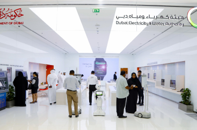 DEWA urges customers to access all its services through digital channels