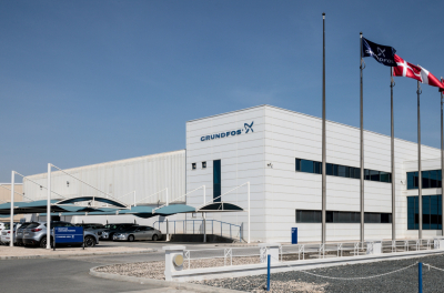 Grundfos marks 75 years of providing sustainable water solutions