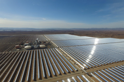 Morocco combines PV with Thermal Storage at 800 MW Midelt CSP Project