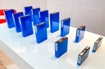 New technology to assist in deep dive quality assessment for lithium-ion battery production