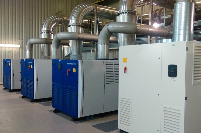 New additions to Sulzer's HSTTM 30 turbocompressor range increase efficiency for wastewater applications