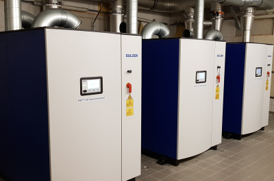 New turbocompressors boost efficiency at wastewater plant