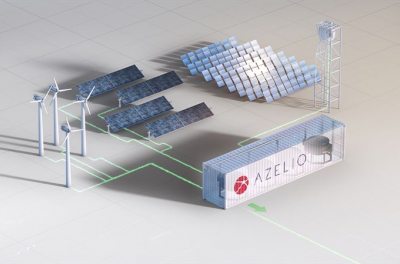 Azelio signs MoU with Atria Power for 65MW in India