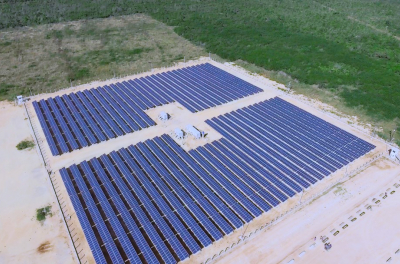 $15mn Solar Plant funded by UAE's ADFD Gets Capacity Boost to 15MW