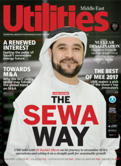 Utilities Middle East - March 2017