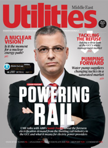Utilities Middle East - April 2016