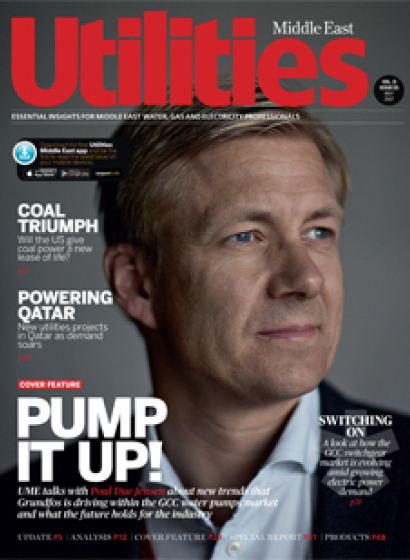 Utilities Middle East - May 2017