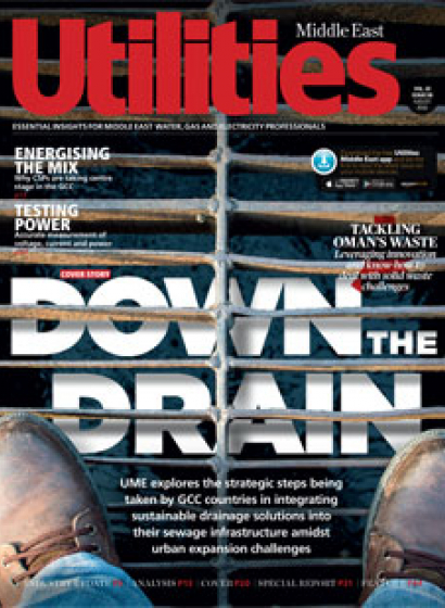 Utilities Middle East - August 2016