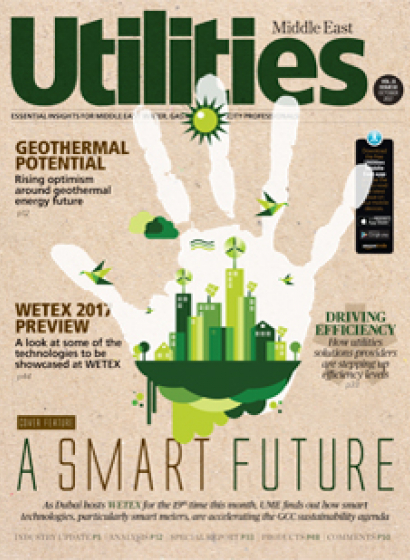 Utilities Middle East - October 2017