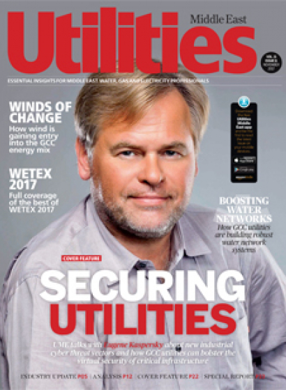 Utilities Middle East - November 2017
