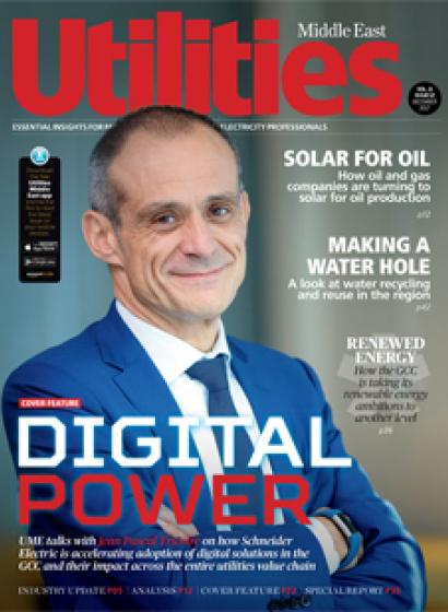 Utilities Middle East - December 2017