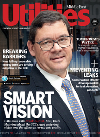 Utilities Middle East - February 2018