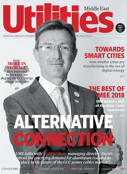 Utilities Middle East - April 2018