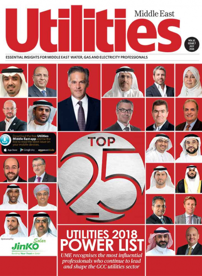 Utilities Middle East - July 2018