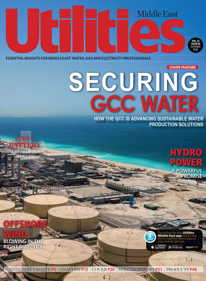 Utilities Middle East - October 2018