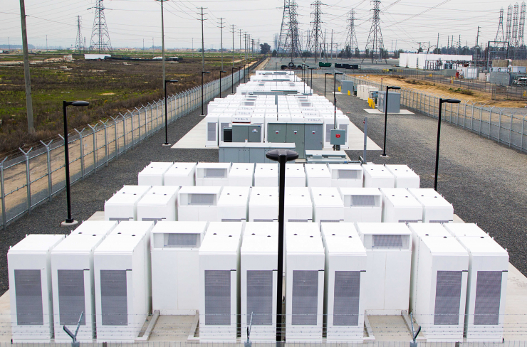 Battery storage is gaining wide attention