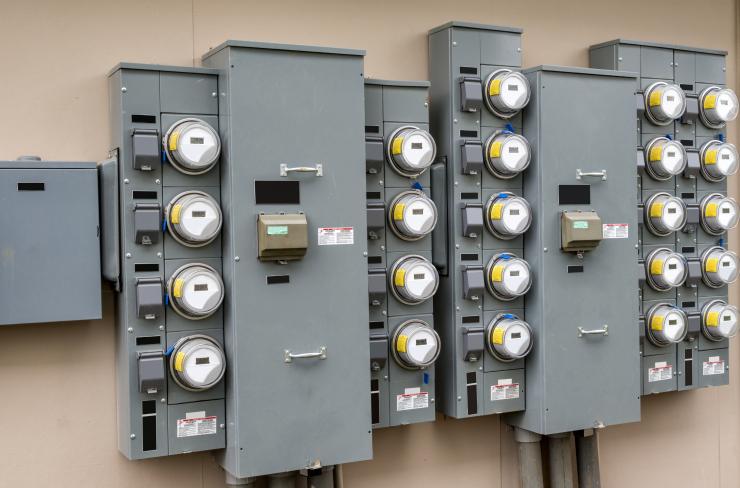 Smart meter technology
