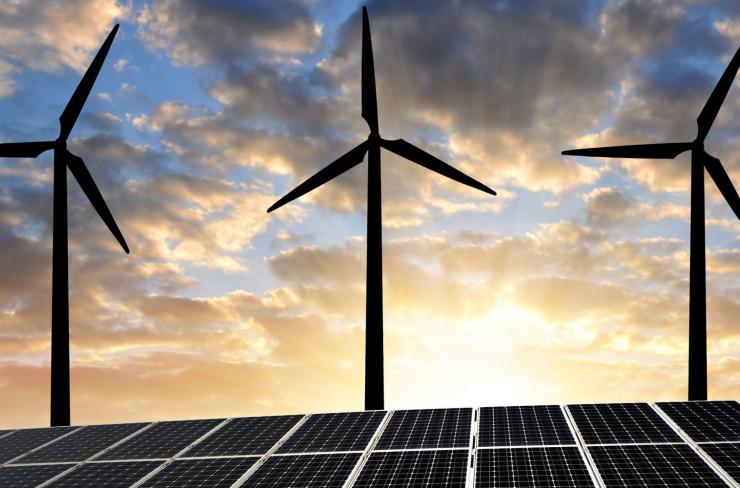 Renewable energy to add more generation capacity