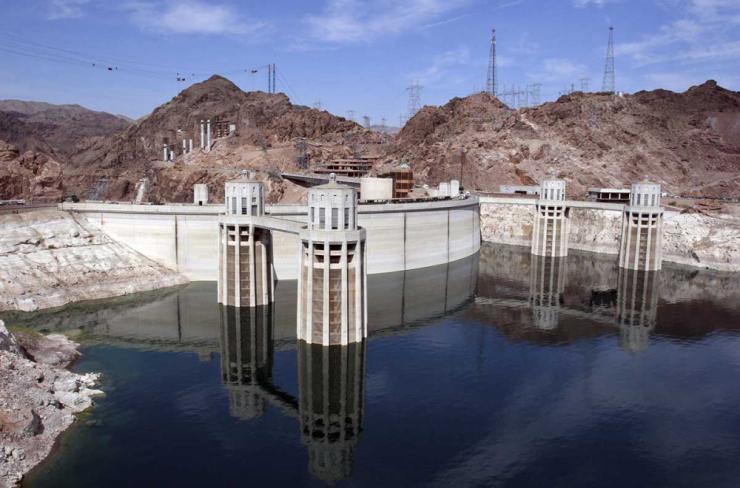 Pumped hydro storage