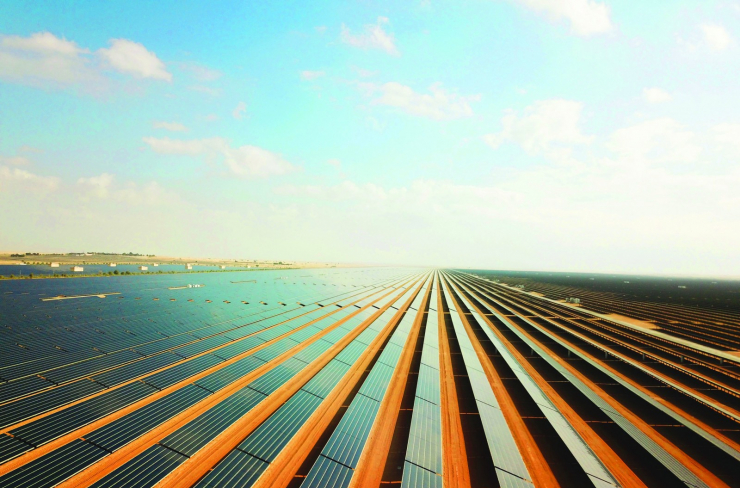 Financial close achieved for the largest solar photovoltaic power plant in Oman