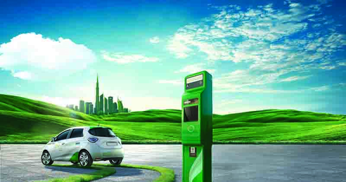 Global Electric Car Count Climbs From 5 6 To 7 9 Million News Utilities Middle East