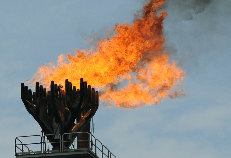 Flared gas to be captured in new Shell deal. (Getty Images)