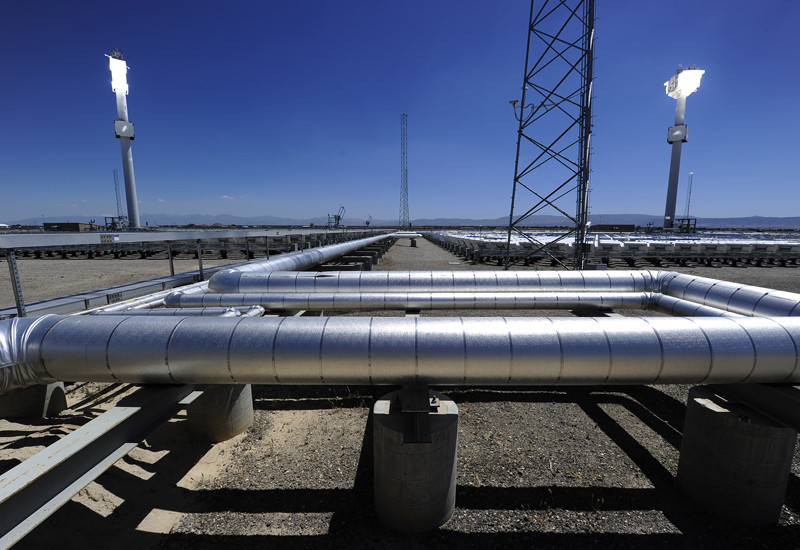ABB has signed an agreement to work on CSP plants in South Africa. (Getty Images)